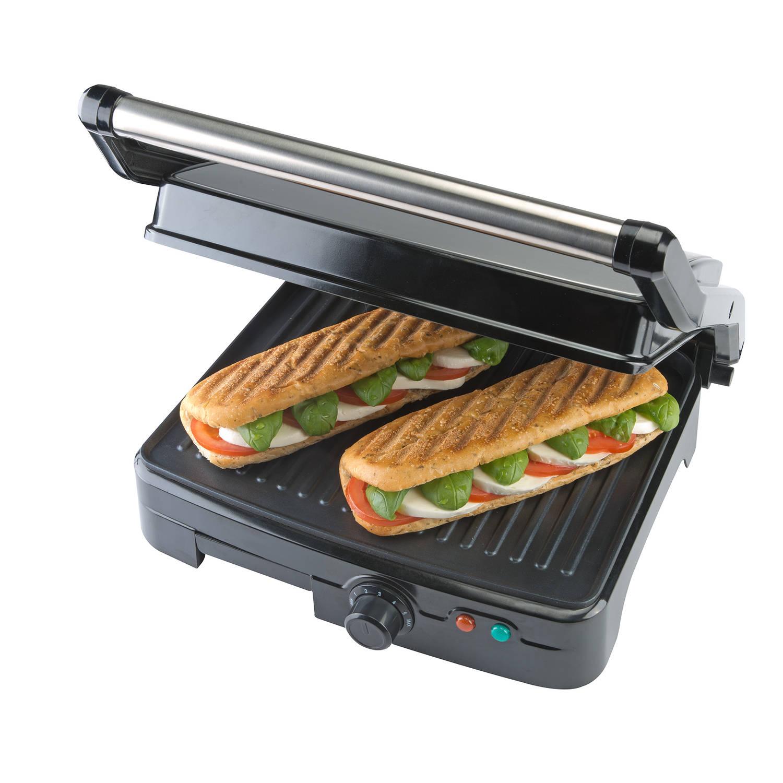 Dagaanbieding - Bourgini paninigrill 11.2006 dagelijkse koopjes