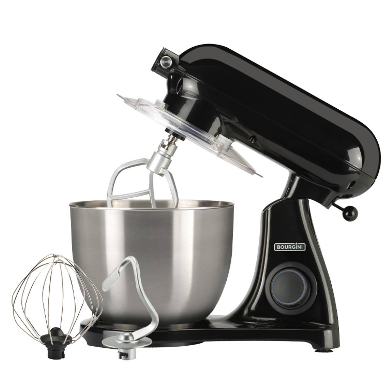 Dagaanbieding - Bourgini keukenmachine Chef Pro 22.5195.00 dagelijkse koopjes