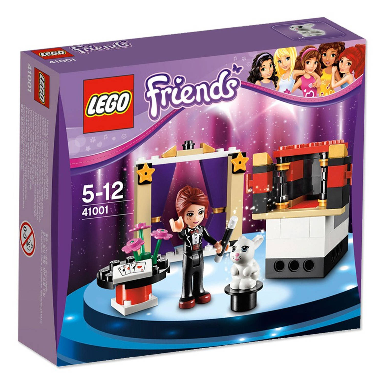LEGO Friends Toverkunst 41001