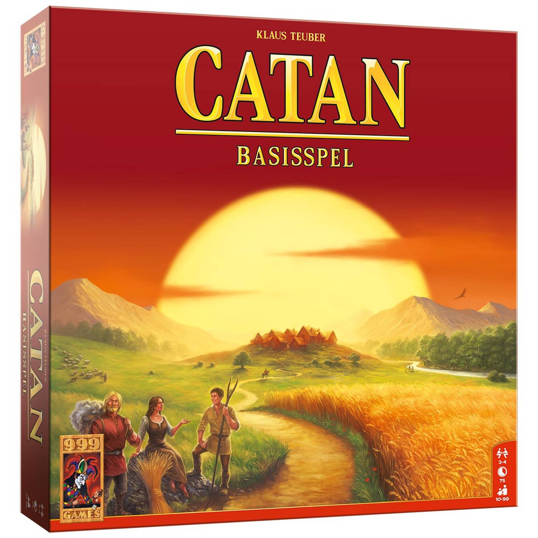 Afbeelding van De Kolonisten van Catan handelsspel