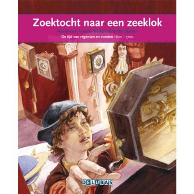 Zoektocht Naar Een Zeeklok / Christiaan Huygens -