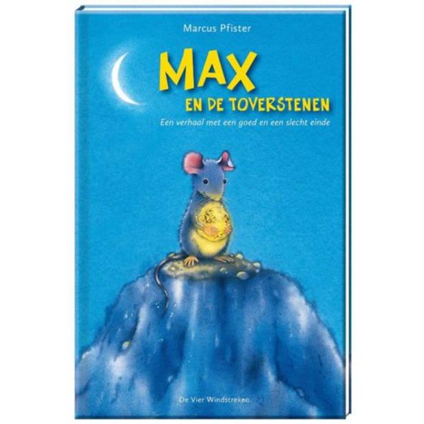 Max en de toverstenen - Max