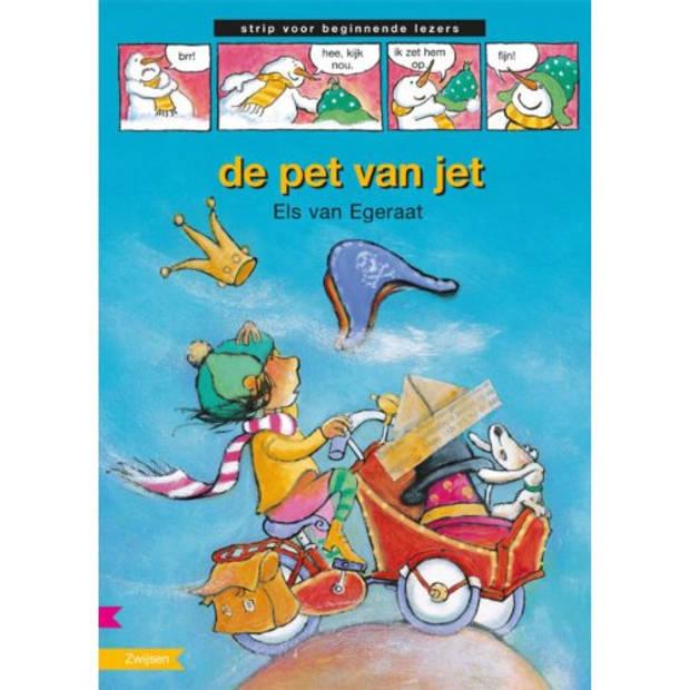 De Pet Van Jet - Strip Voor Beginnende Lezer