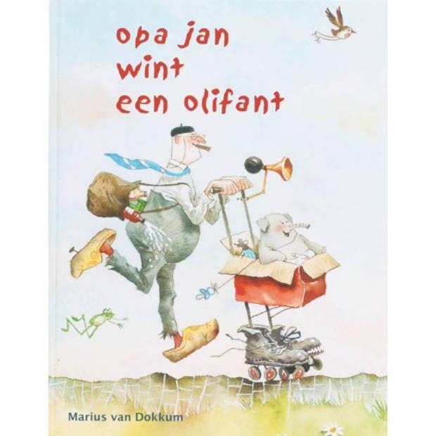 Opa Jan Wint Een Olifant
