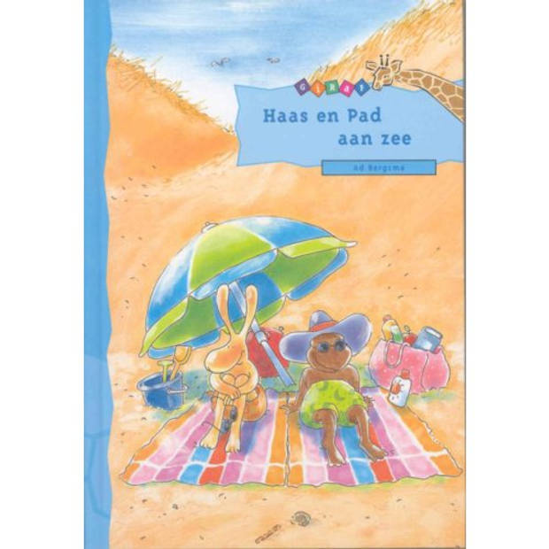 Haas En Pad Aan Zee - Giraf