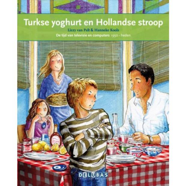 Turkse Yoghurt En Hollandse Stroop / Veelkleurig
