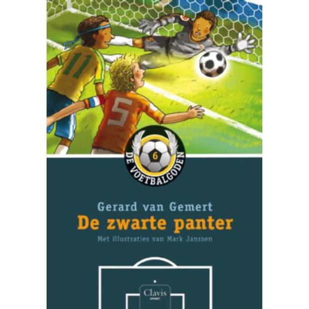 De Zwarte Panter - De Voetbalgoden