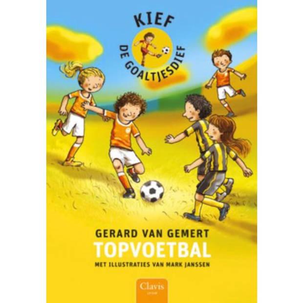 Kief De Goaltjesdief / Topvoetbal - Kief,