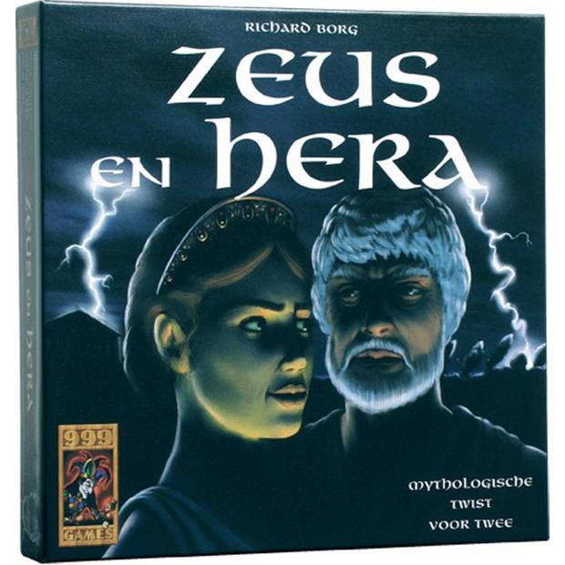 Zeus en Hera kaartspel