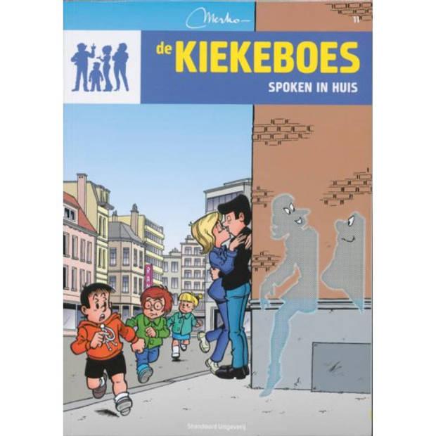 Spoken in huis - De Kiekeboes