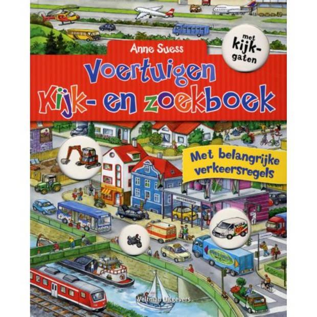 Voertuigen Kijk- En Zoekboek