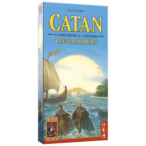 Kolonisten van Catan: De zeevaarders uitbreiding 5-6 spelers