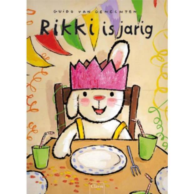 Rikki Is Jarig