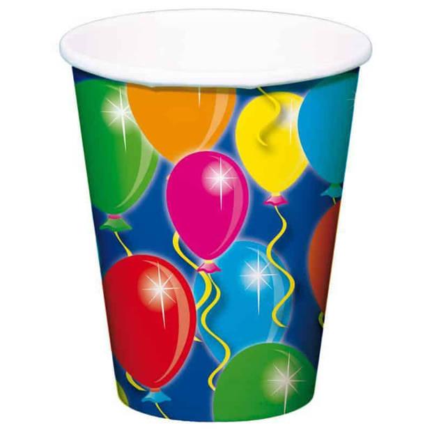 Bekers ballonnen
