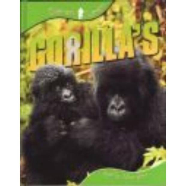 Gorilla's - Dierenleven