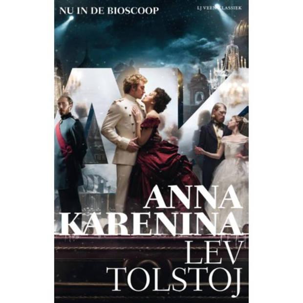 Anna Karenina - LJ Veen Klassiek