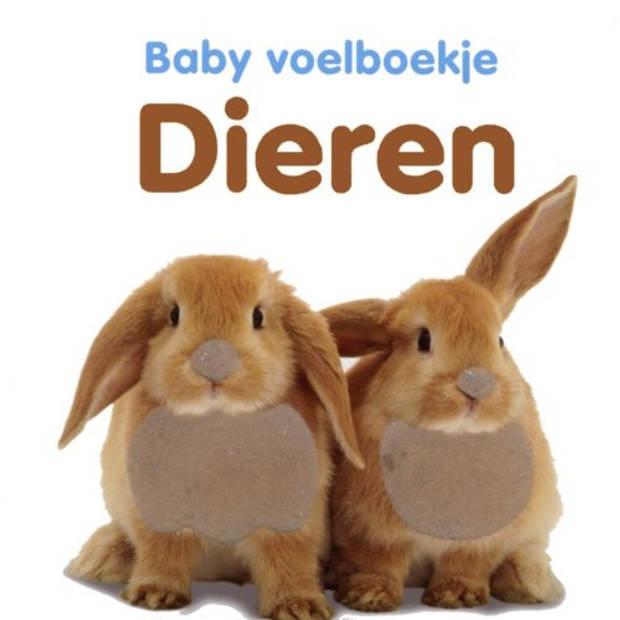 Dieren - Baby Voelboekje