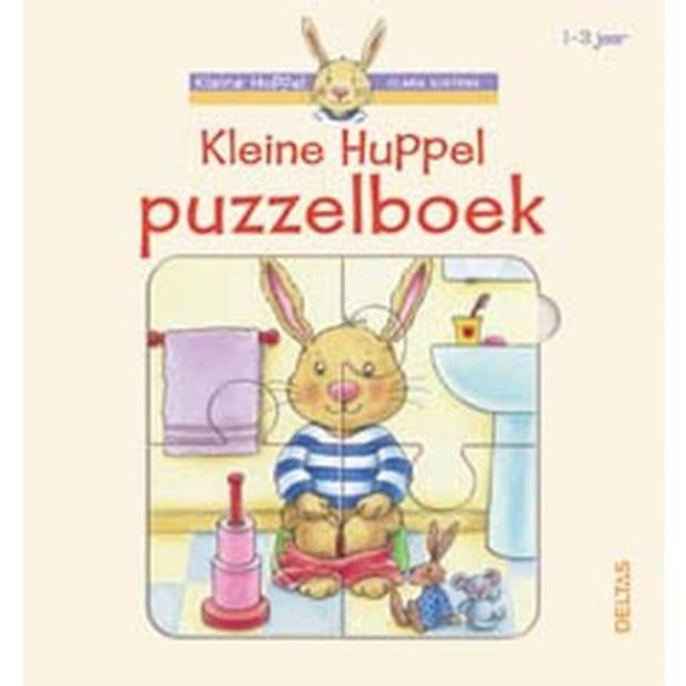 Kleine Huppel Puzzelboek - Kleine Huppel