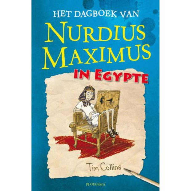 Het Dagboek Van Nurdius Maximus In Egypte -