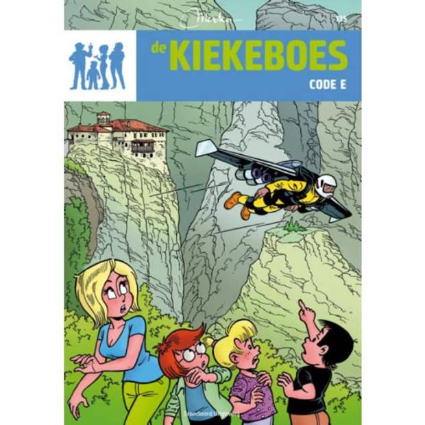 Code E - De Kiekeboes