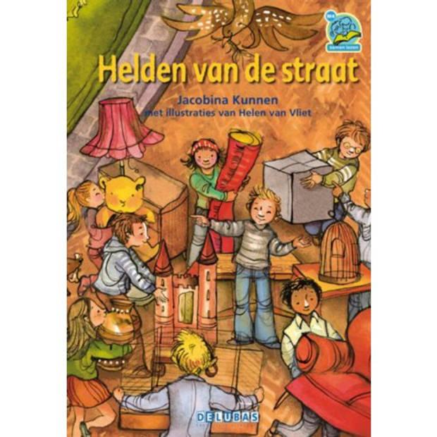 Helden Van De Straat - Samenleesboeken