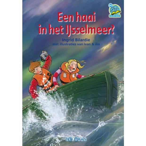 Een Haai In Het Ijsselmeer? - Samenleesboeken