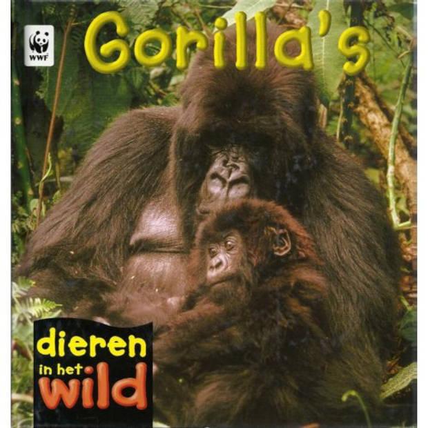 Gorilla's - Dieren in het wild