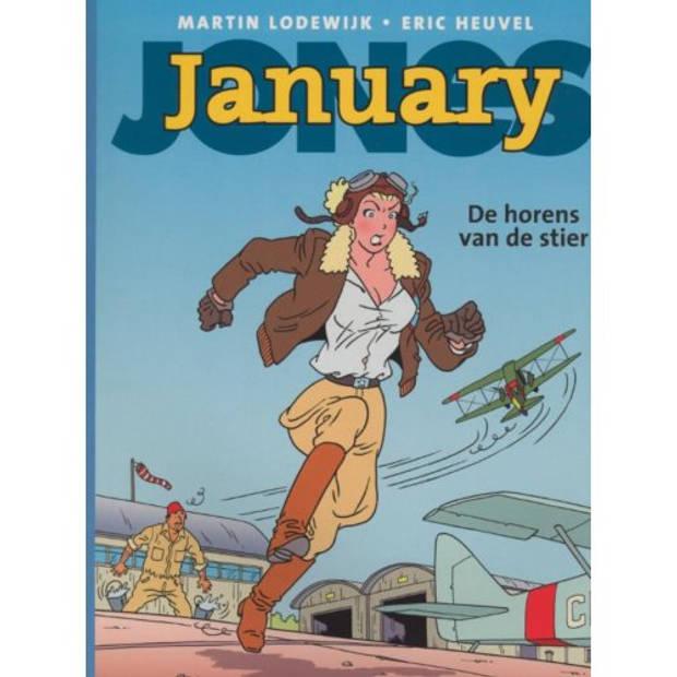 De Horens Van De Stier - January Jones