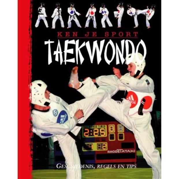 Taekwondo - Ken Je Sport
