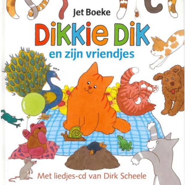 Dikkie Dik en zijn vriendjes - Dikkie Dik