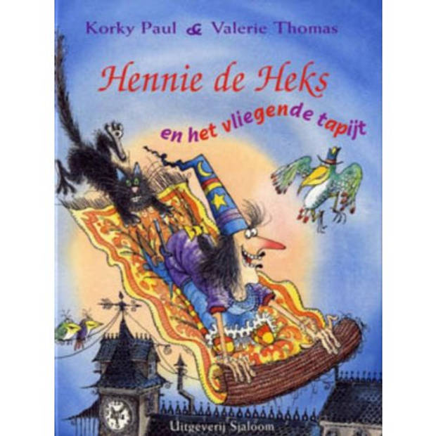 En Het Vliegende Tapijt - Hennie De Heks