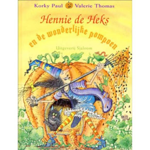 En De Wonderlijke Pompoen - Hennie De Heks