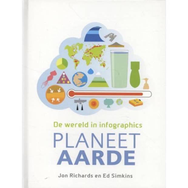 Planeet Aarde - De Wereld In Infographics
