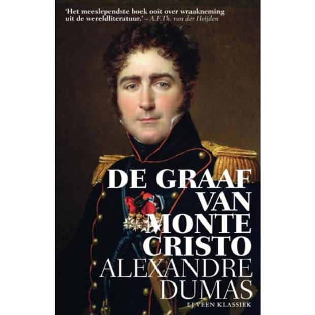 De Graaf Van Montecristo - Lj Veen Klassiek