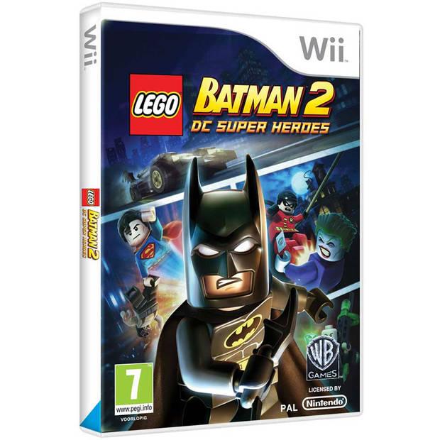 Wii LEGO Batman 2: DC Super Heroes