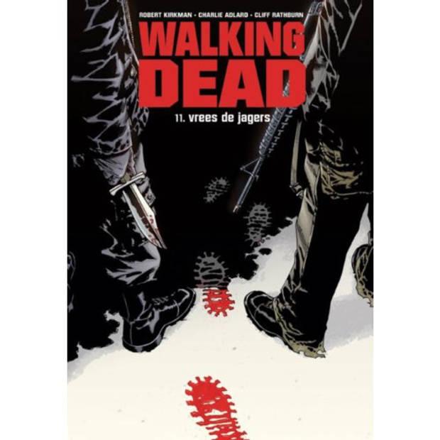 Vrees van de jagers - Walking Dead