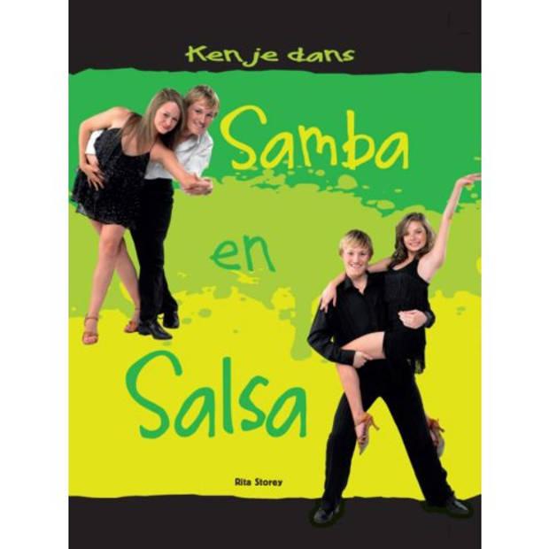 Samba En Salsa - Ken Je Dans