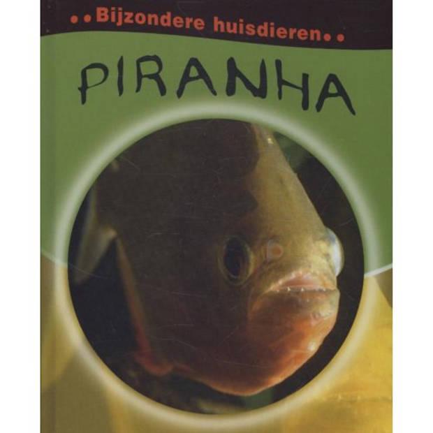 Piranha - Bijzondere Huisdieren