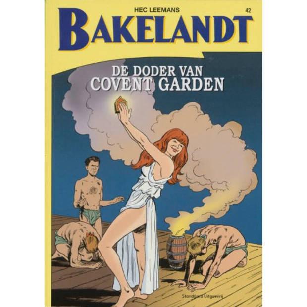 De Doder Van Covent Garden - Bakelandt