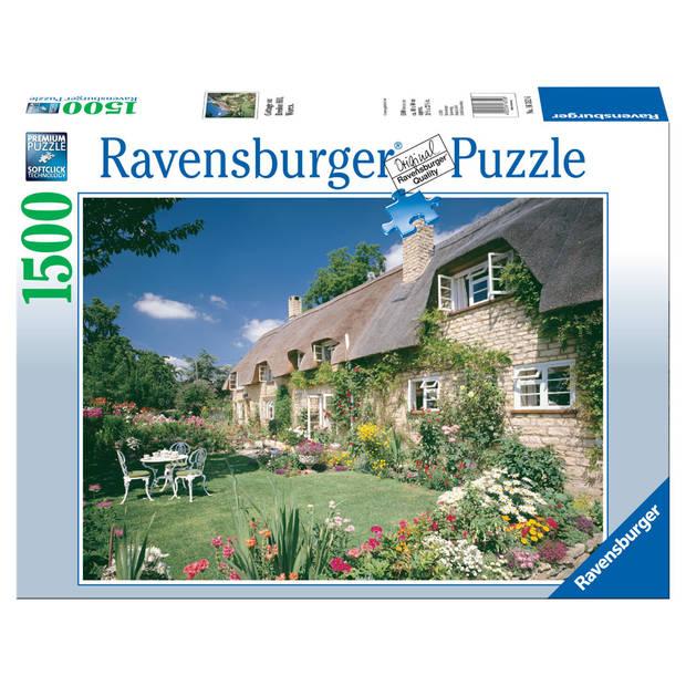 Ravensburger puzzel cottage at Bredon Hill - 1500 stukjes