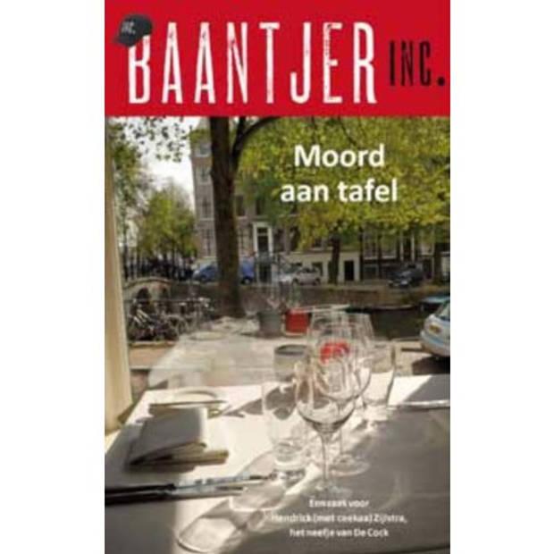 Moord Aan Tafel - Baantjer Inc.