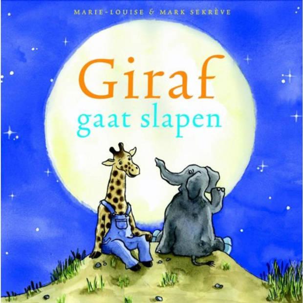 Giraf gaat slapen - Giraf