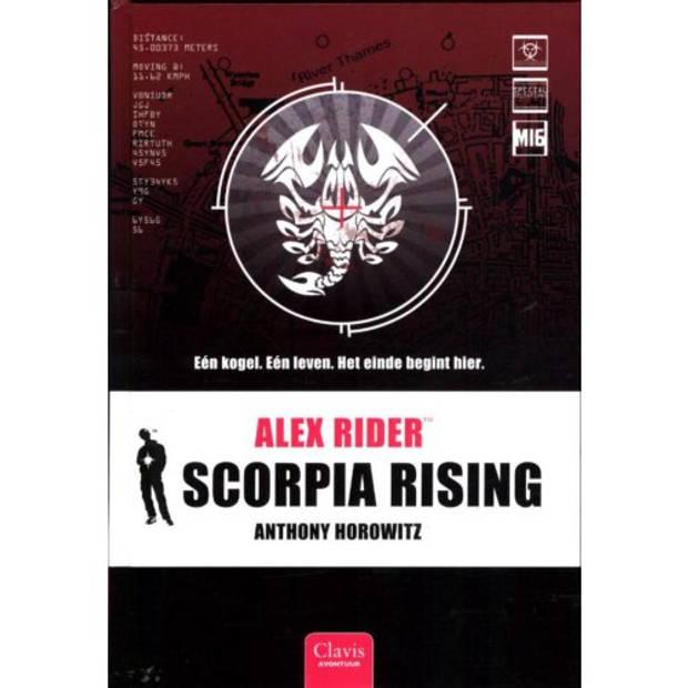 Scorpia Rising - Alex Rider