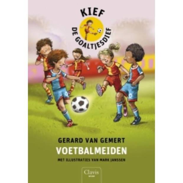 Voetbalmeiden - Kief, De Goaltjesdief