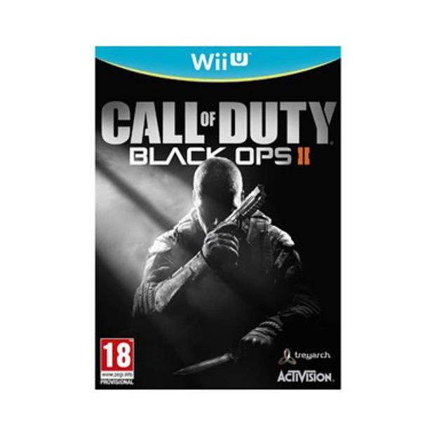 Wii U Call of Duty: Black Ops 2
