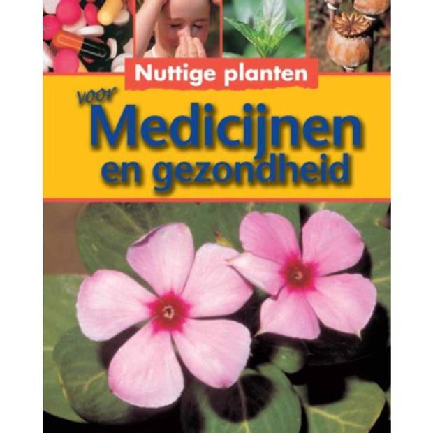 Voor Medicijnen En Gezondheid - Nuttige Planten