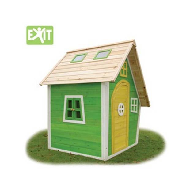 EXIT speelhuis Fantasia 100 - groen