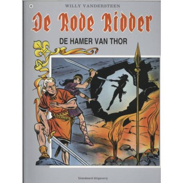 De Hamer Van Thor - De Rode Ridder