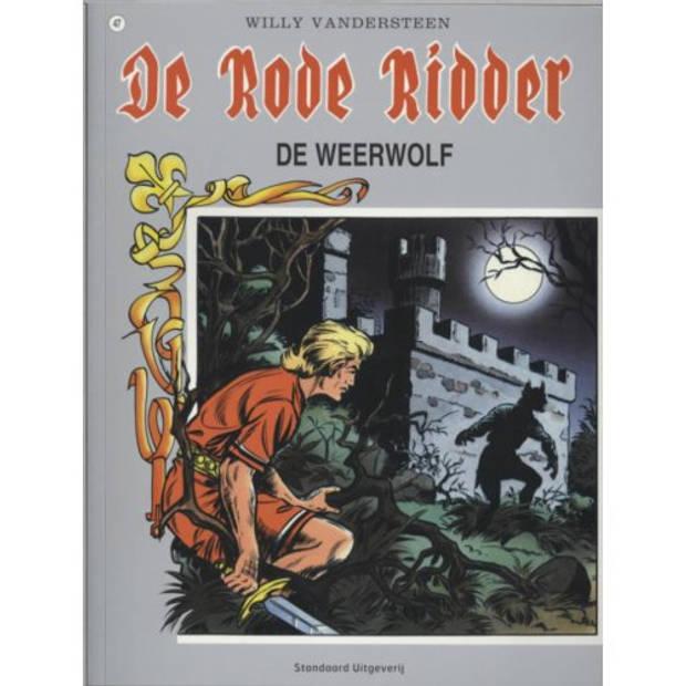 De Weerwolf - De Rode Ridder