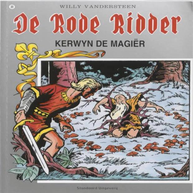 Kerwyn De Magier - De Rode Ridder
